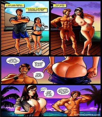 I Need More Sex Comic sex 5
