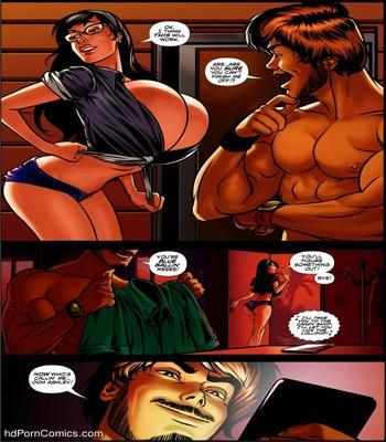 I Need More Sex Comic sex 6