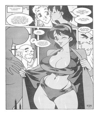 I'm Not Gonna Take It Sex Comic