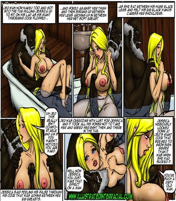 Illustrated Interracial-Farm Girl20 free sex comic