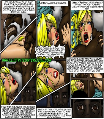 Illustrated Interracial-Farm Girl28 free sex comic