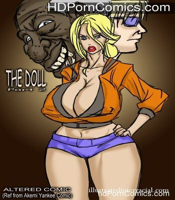 Porn Comics - IllustratedInterracial- The Doll 1-2 free Cartoon Porn Comic