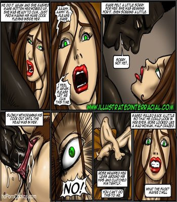 Ilustrated Interracial-Flag Girls86 free sex comic
