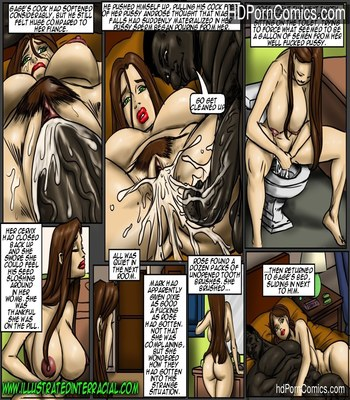 Ilustrated Interracial-Flag Girls91 free sex comic