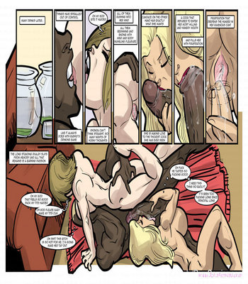 Ilustrated interracial-John Persons- End of Rivalry5 free sex comic
