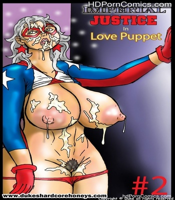 Porn Comics - Imperial Justice – Love Puppet 2 Sex Comic