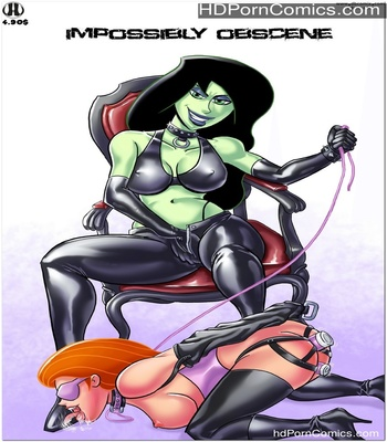 Impossibly Obscene 1 Sex Comic thumbnail 001