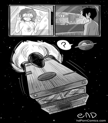 In Space, No One Can Hear You Shlick 1 Sex Comic