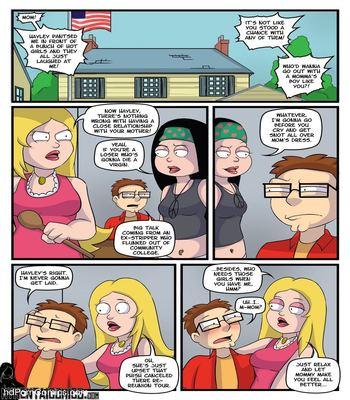 Porn Comics - Incest-Mama's Boy free Porn Comic