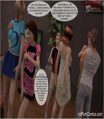 Party Sex Comic sex 10