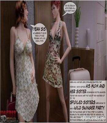 Party Sex Comic sex 2