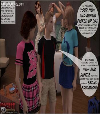 Party Sex Comic sex 9