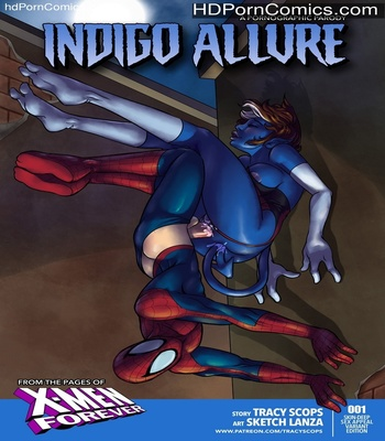 Porn Comics - Indigo Allure Sex Comic