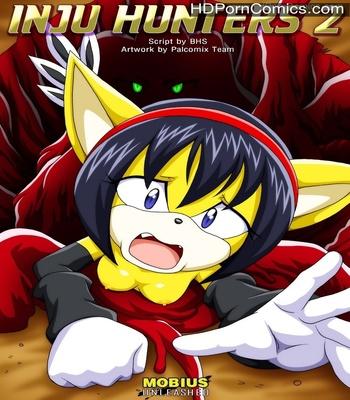 Porn Comics - Inju Hunters 2 Furry Comics porn