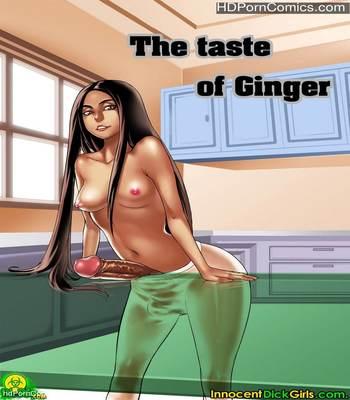 Porn Comics - Innocent Dickgirls -The Taste of Ginger free Cartoon Porn Comic
