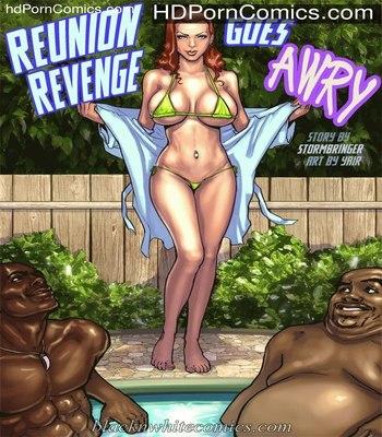 Interracial - Reunion Revenge Goes Awry1 free sex comic