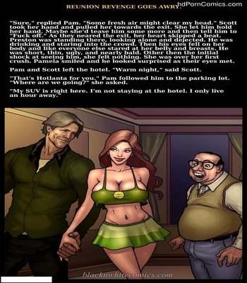 Interracial - Reunion Revenge Goes Awry13 free sex comic
