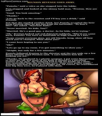 Interracial - Reunion Revenge Goes Awry19 free sex comic
