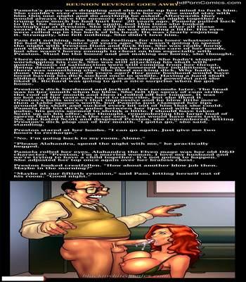 Interracial - Reunion Revenge Goes Awry20 free sex comic