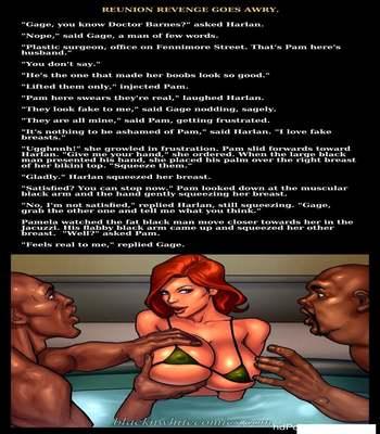 Interracial - Reunion Revenge Goes Awry25 free sex comic