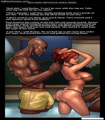 Interracial - Reunion Revenge Goes Awry26 free sex comic