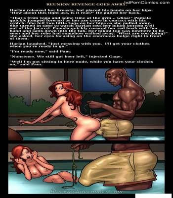 Interracial - Reunion Revenge Goes Awry28 free sex comic
