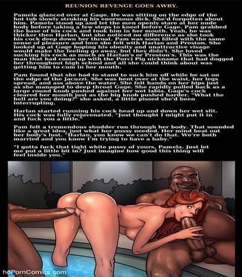 Interracial - Reunion Revenge Goes Awry36 free sex comic