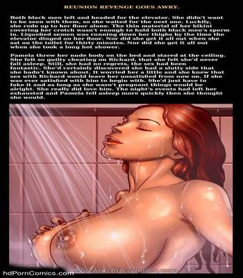 Interracial - Reunion Revenge Goes Awry47 free sex comic