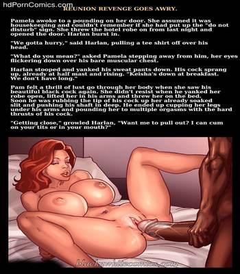 Interracial - Reunion Revenge Goes Awry48 free sex comic