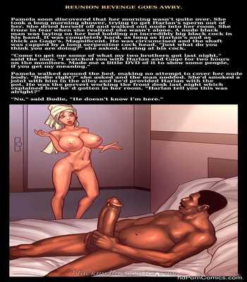 Interracial - Reunion Revenge Goes Awry50 free sex comic