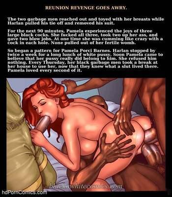 Interracial – Reunion Revenge Goes Awry free Porn Comic sex 54