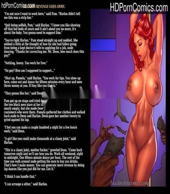 Interracial - Reunion Revenge Goes Awry61 free sex comic