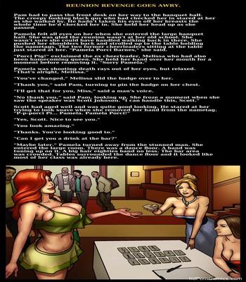 Interracial - Reunion Revenge Goes Awry8 free sex comic