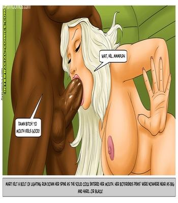 Interracial- Modern Stepfather 2 free Cartoon Porn Comic sex 10