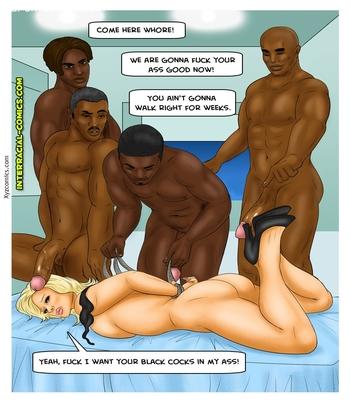 Interracial- Modern Stepfather 2 free Cartoon Porn Comic sex 34