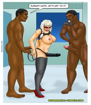 Interracial- Modern Stepfather 2 free Cartoon Porn Comic sex 35