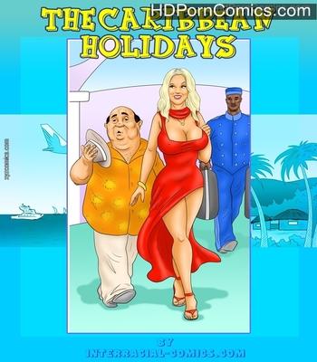 Porn Comics - Interracial- The Caribbean holidays free Cartoon Porn Comics