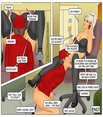 Interracial- Three Days In Chicago free Cartoon Porn Comics