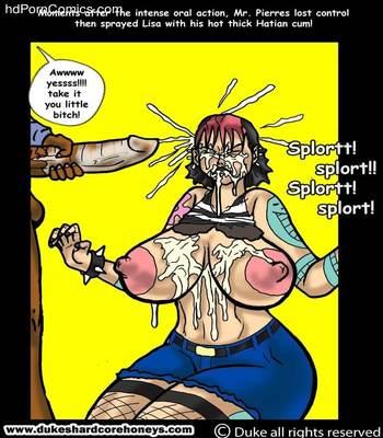 Interracial-Home Instruction 1-3 free Porn Comic sex 14