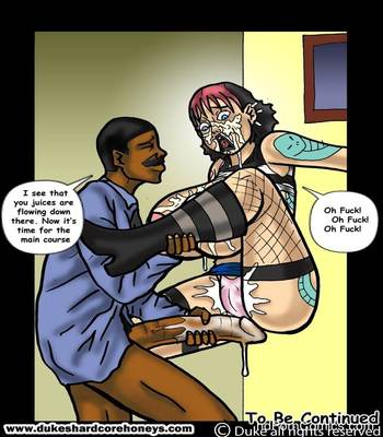 Interracial-Home Instruction 1-315 free sex comic
