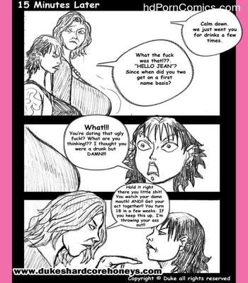 Interracial-Home Instruction 1-3 free Porn Comic sex 35
