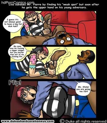 Interracial-Home Instruction 1-38 free sex comic