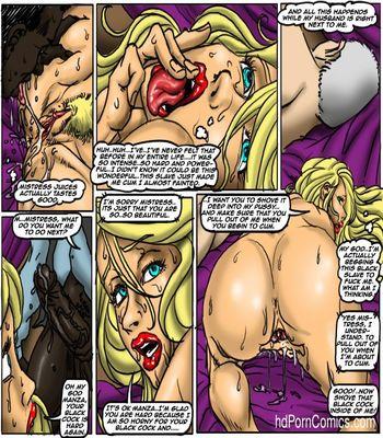 Interracial-Illustrated interracial-Manza free Porn Comic sex 15