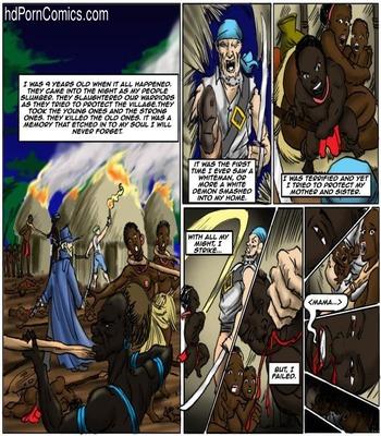 Interracial-Illustrated interracial-Manza free Porn Comic sex 2