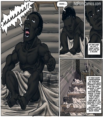 Interracial-Illustrated interracial-Manza free Porn Comic sex 3
