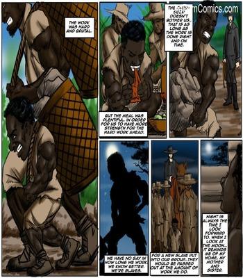 Interracial-Illustrated interracial-Manza free Porn Comic sex 4
