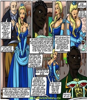 Interracial-Illustrated interracial-Manza free Porn Comic sex 49