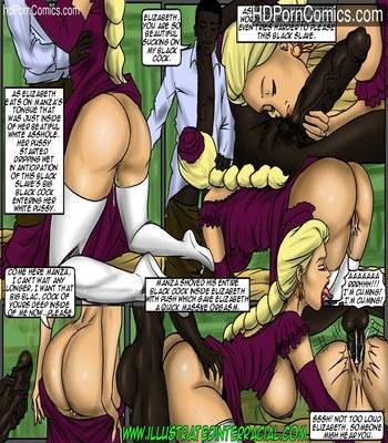 Interracial-Illustrated interracial-Manza free Porn Comic sex 61