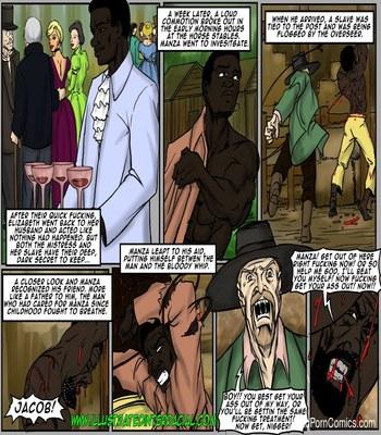 Interracial-Illustrated interracial-Manza free Porn Comic sex 66