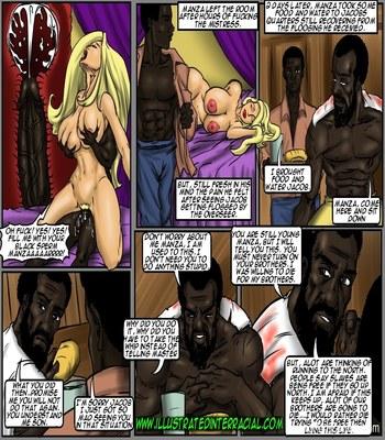 Interracial-Illustrated interracial-Manza free Porn Comic sex 69